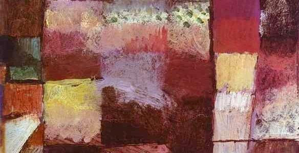 Paul Klee: Hammamet, 1914
