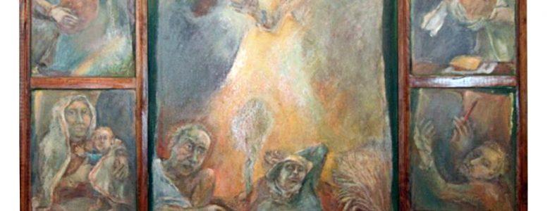 Giczy János szárnyasoltára