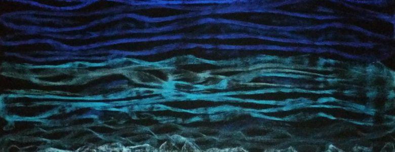 Láng Eszter: Víz IV., 2017